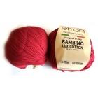Lux Cotton Bordó