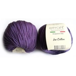 Lux Cotton Fialová - Levandulová