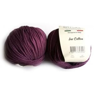 Lux Cotton Fialová - Ostružinová
