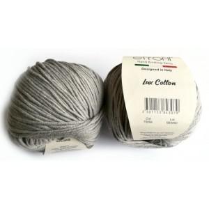 Lux Cotton Šedá
