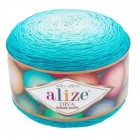 Alize Diva Ombre Tyrkys