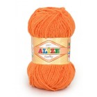 Příze Alize Softy Oranžová