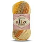 Příze Alize Cotton Gold Batik Podzim