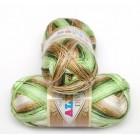 Příze Alize Diva batik Zelenkavý melír