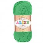 Příze Alize Diva Stretch Zelená