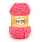 Příze Alize Softy Neon Růžová