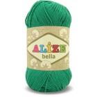 Příze Alize Bella Tmavě Zelená