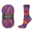 Ponožková Příze Aktiv 4340
