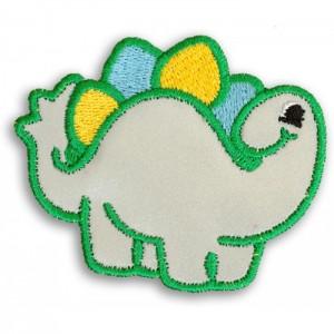 Reflexní Stegosaurus /textilní/