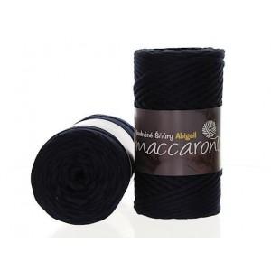 Bavlněné Šňůry Abigail 3mm Černá