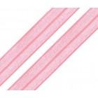 Elastická Lemovací Pruženka Růžová 19mm