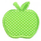 Nažehlovací aplikace Jablko Zelené /textilní/