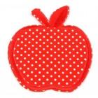 Nažehlovací aplikace Jablko Červené /textilní/