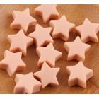 Silikonová Hvězdička Peachy 12 mm
