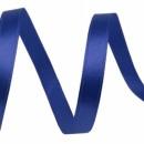 Saténová Stuha 9mm Královská modrá