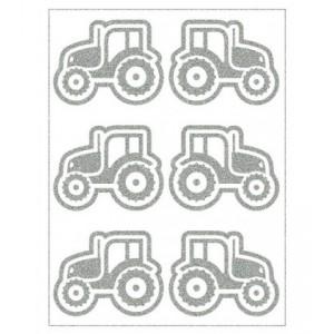 Reflexní Traktor /fólie/