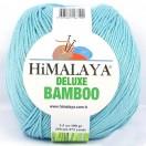 Příze Deluxe Bamboo Tyrkys - Mint