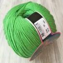 Příze Perlina Zelená
