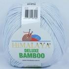 Příze Deluxe Bamboo Stříbrná - Šedá