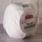 Příze Deluxe Bamboo Bílá