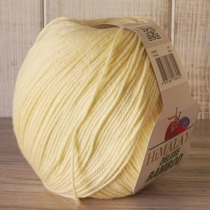 Příze Deluxe Bamboo Pastelová Žlutá