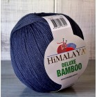 Příze Deluxe Bamboo Námořnická Modrá