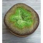Whirl Zeleno - Hnědá 1000 m
