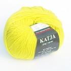 Příze Katja Neonově Žlutá
