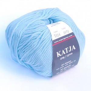 Příze Katja Světle modrá