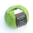 Příze Katja Zelená New