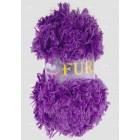 Příze Furie fialová