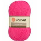 Příze Cotton soft Růžová Neon