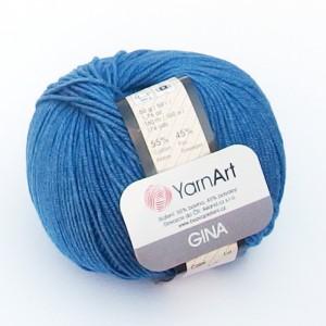 Příze Jeans / Gina Modrá