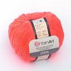 Příze Jeans / Gina Neon Oranžová